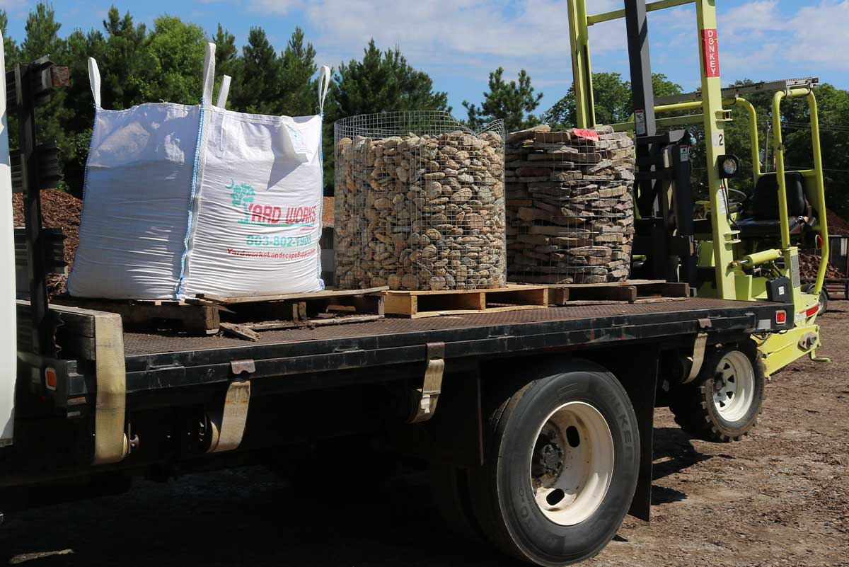 Stone Delivery